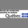 Fonds de recherche societe et culture Quebec logo