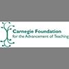 The Carnegie Foundation logo
